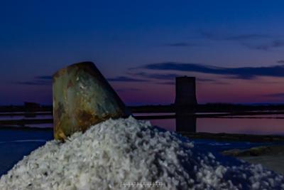 clicca per vedere la raccolta del sale